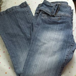 Hydraulic low rise jeans, size 1in1/12
